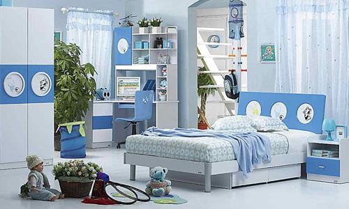 关注儿童家具材质问题
