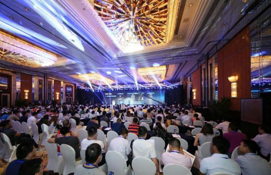 2018中国涂料品牌盛会现场