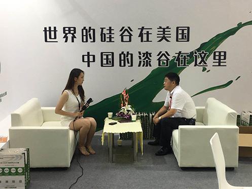 CCTV匠心栏目组专访王鹏董事长