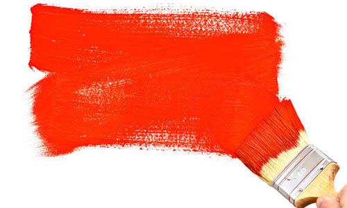 涂装水性木器漆的上色技巧
