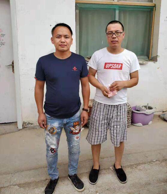 名士达慈善联盟爱心救助甘肃家具厂受伤员工