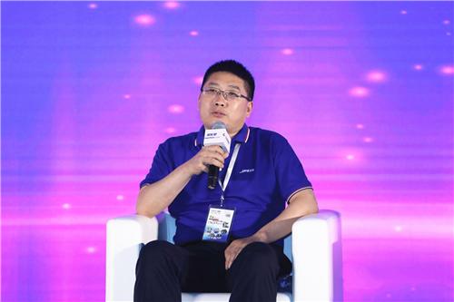 漆谷集团王鹏董事长在论坛中作分享